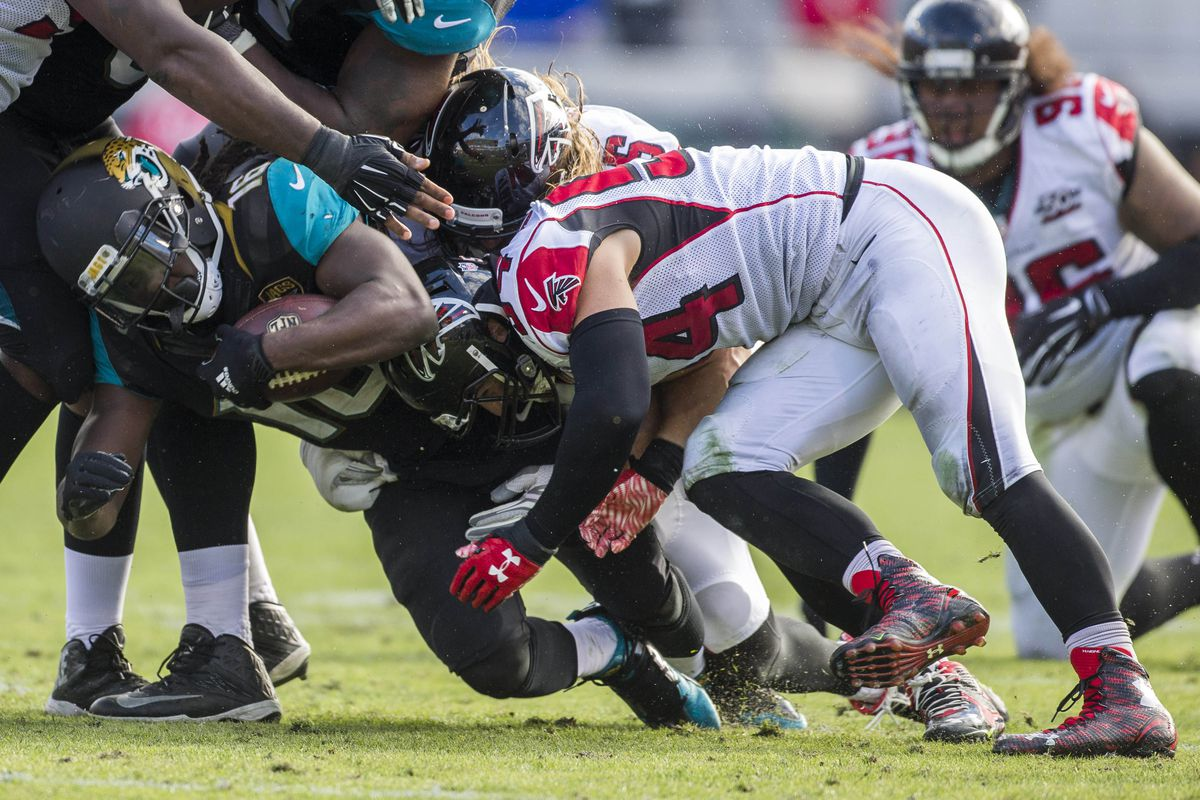 Jacksonville Jaguars Daily Team Thin At Running Back