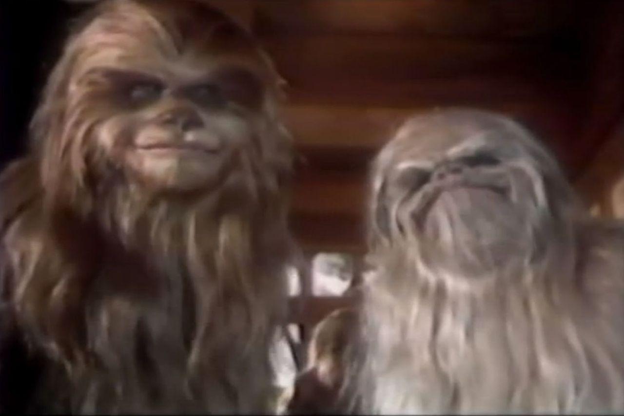 Star Wars Rebels Wookieehorror