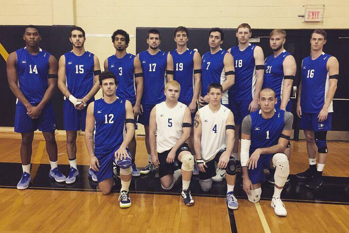 college volleyball team in north carolina is melting pot the barton college men s volleyball team has three lgbt athletes talking publicly about their lives michael tyler 14 juan varona 5 and justice lord