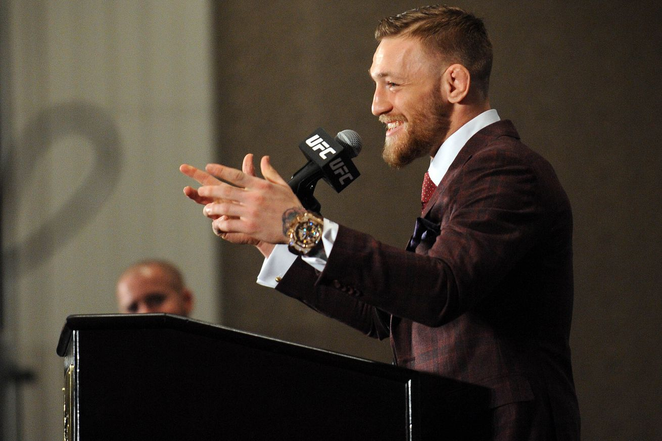 Ufc 205 Mac Life Ep 5 Conor Mcgregor Gets Tailor Made Suit