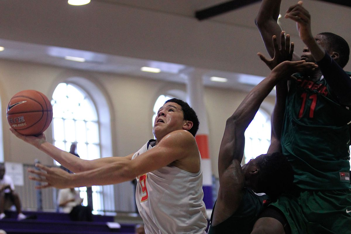 Uk Basketball: Kentucky Basketball Recruiting Target Devin Booker Set To