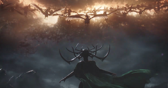Marvel may have its best movie villain in Thor: Ragnarok's Hela