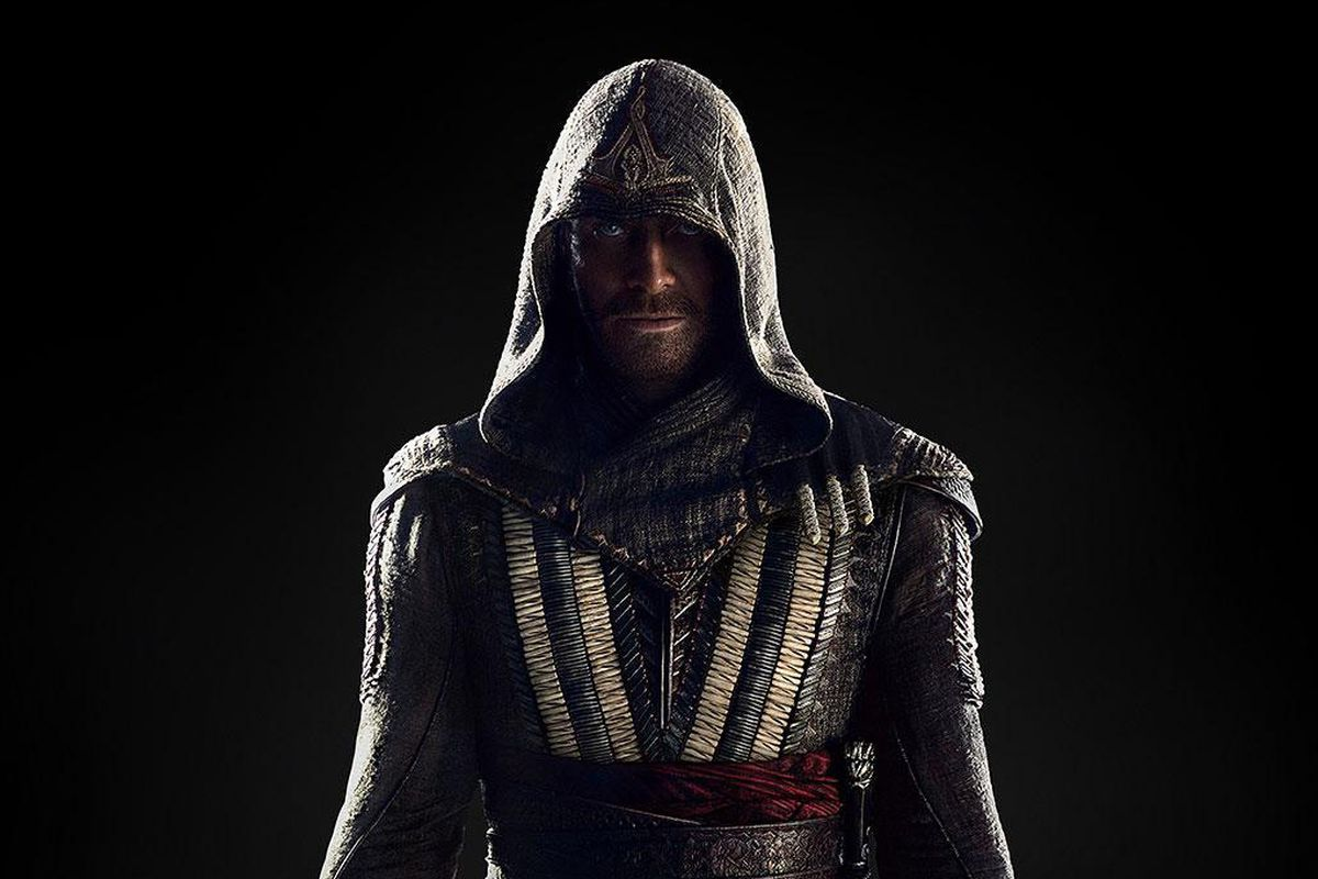 this is either michael fassbender in assassin s creed or a really a very good actor the first time you saw him was probably in quentin tarantino s inglorious basterds or be x men first class when he played young