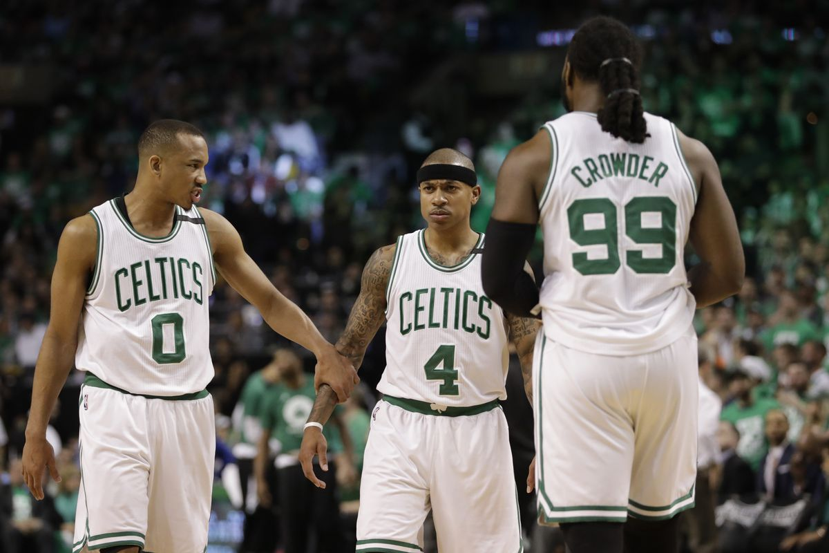 Avery Bradley is the NBA's Most Underrated 'Two-Way Player'