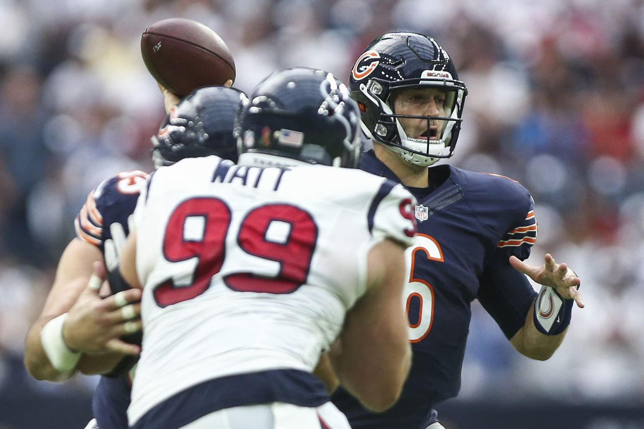 Texans look promising in debut