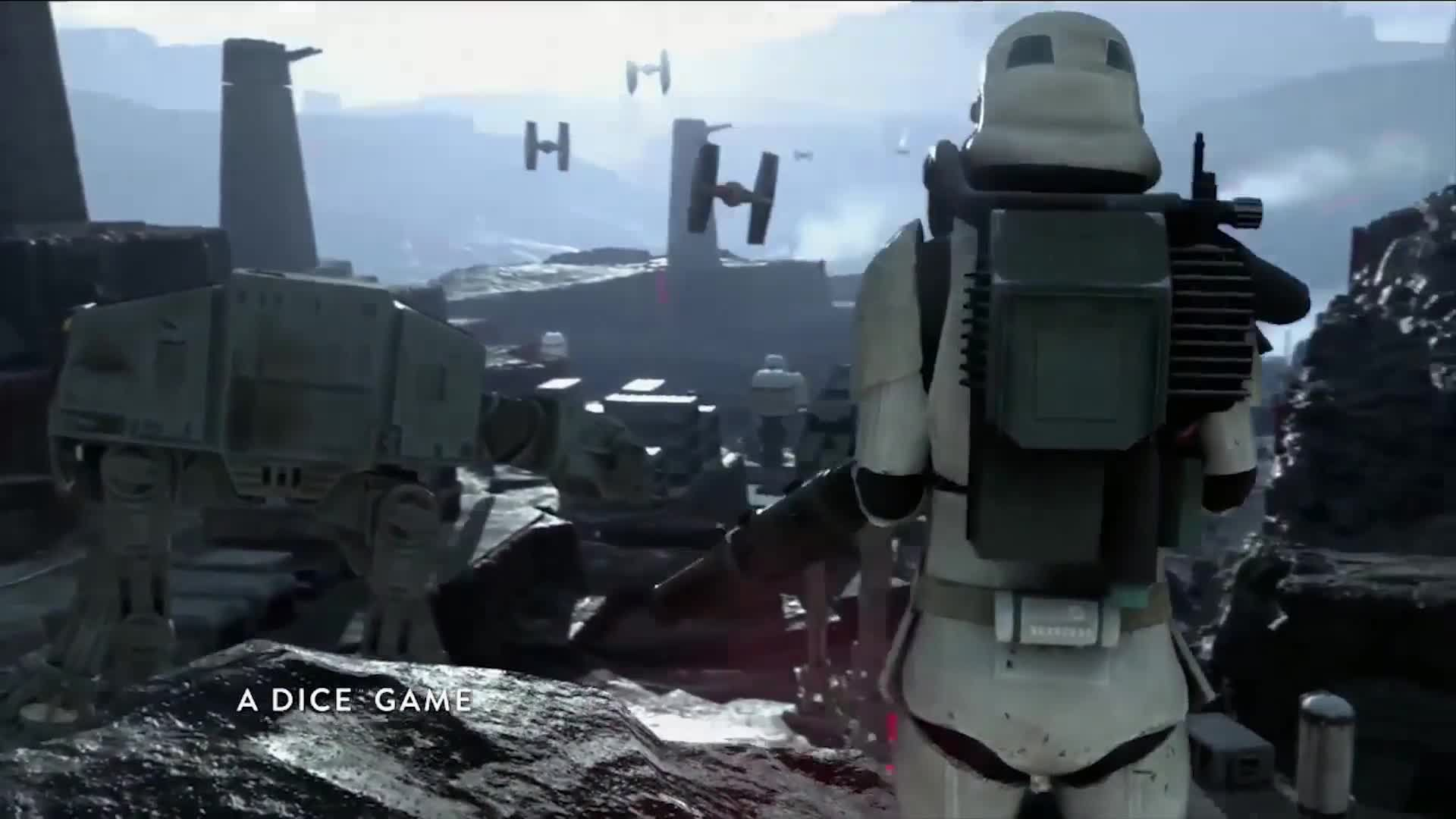 Star Wars Battlefront's latest gameplay trailer picks up where the beta left off