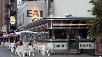 Empire Diner Eater Ny