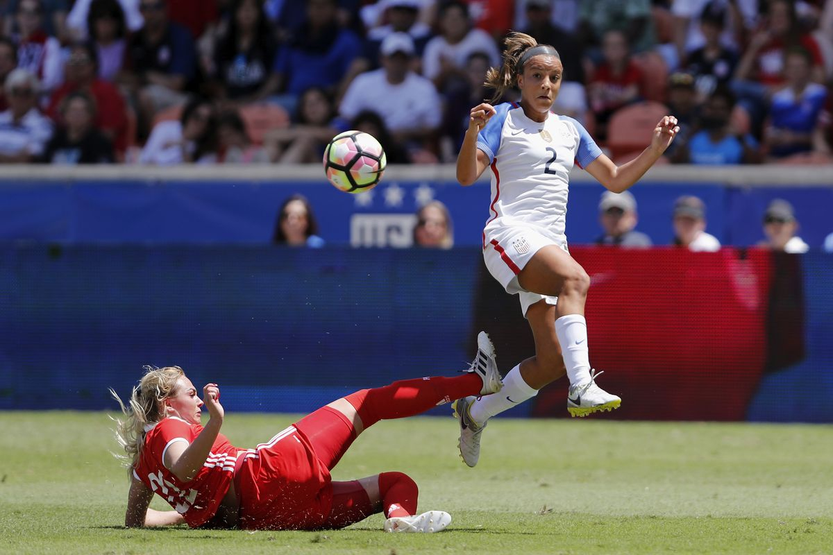 United States striker Mallory Pugh signs with NWSL, will join Washington