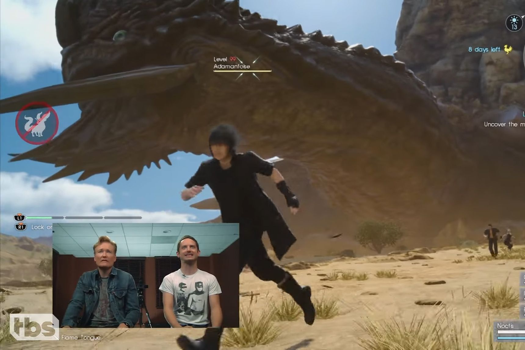 Does Final Fantasy 15 really have a 72-hour boss battle? - Polygon
