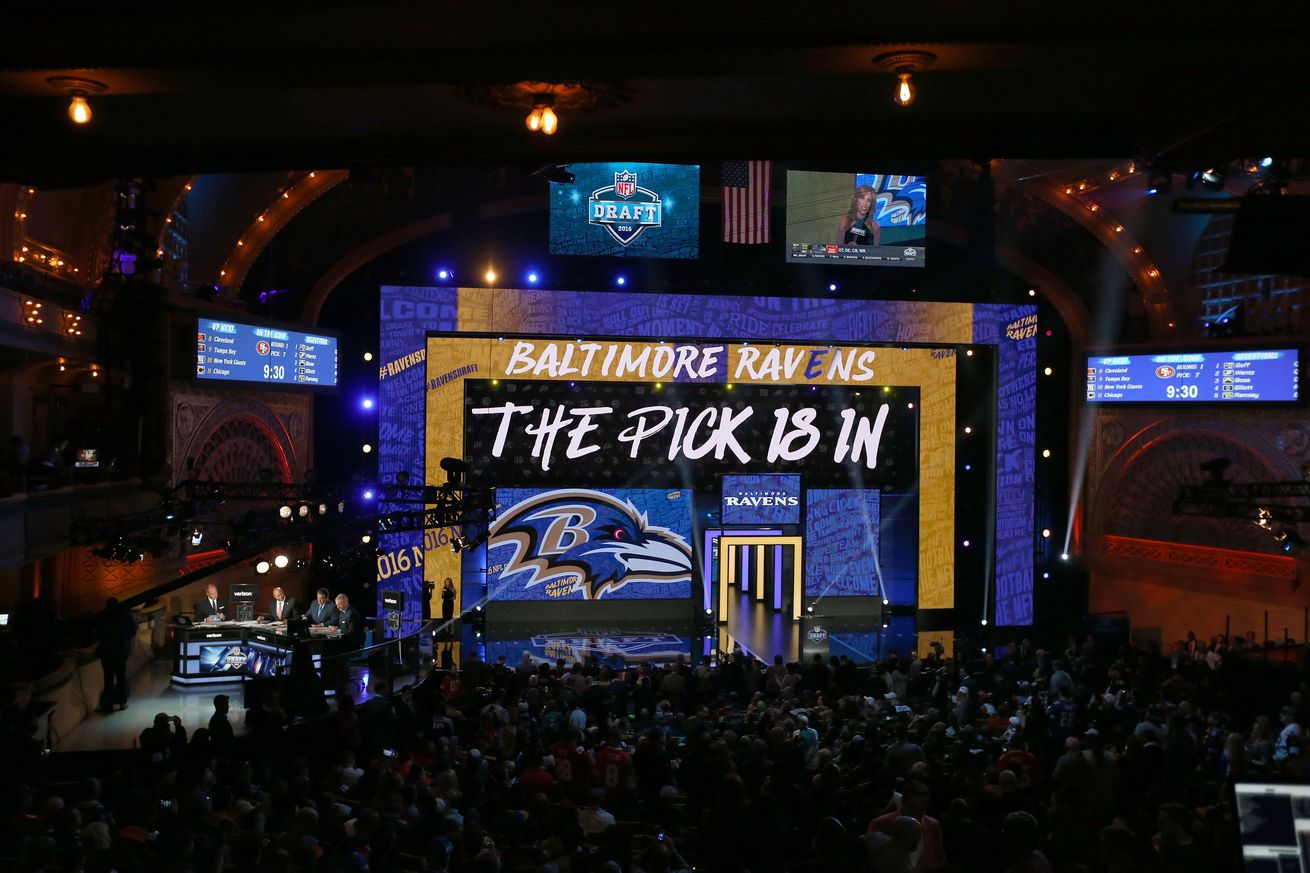 Ravens officially receive compensatory draft pick for K.O. - #99 overall