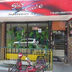 Stir Cafe Nyc Menu