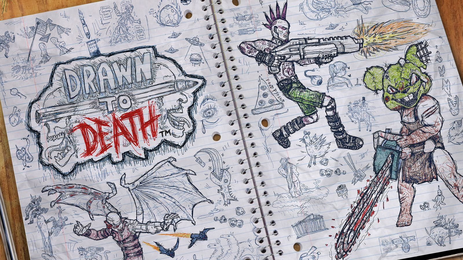 Does Drawn to Death have any plans after high school?