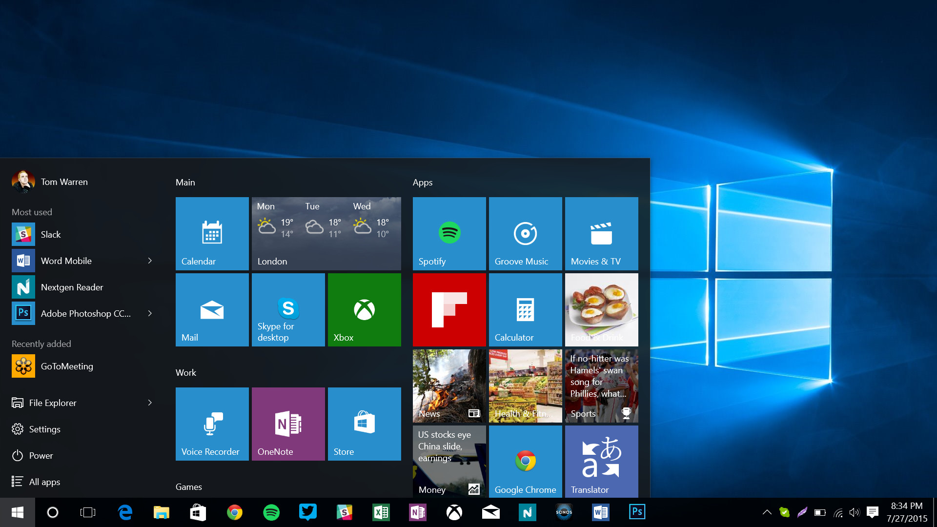 windows 10 pict