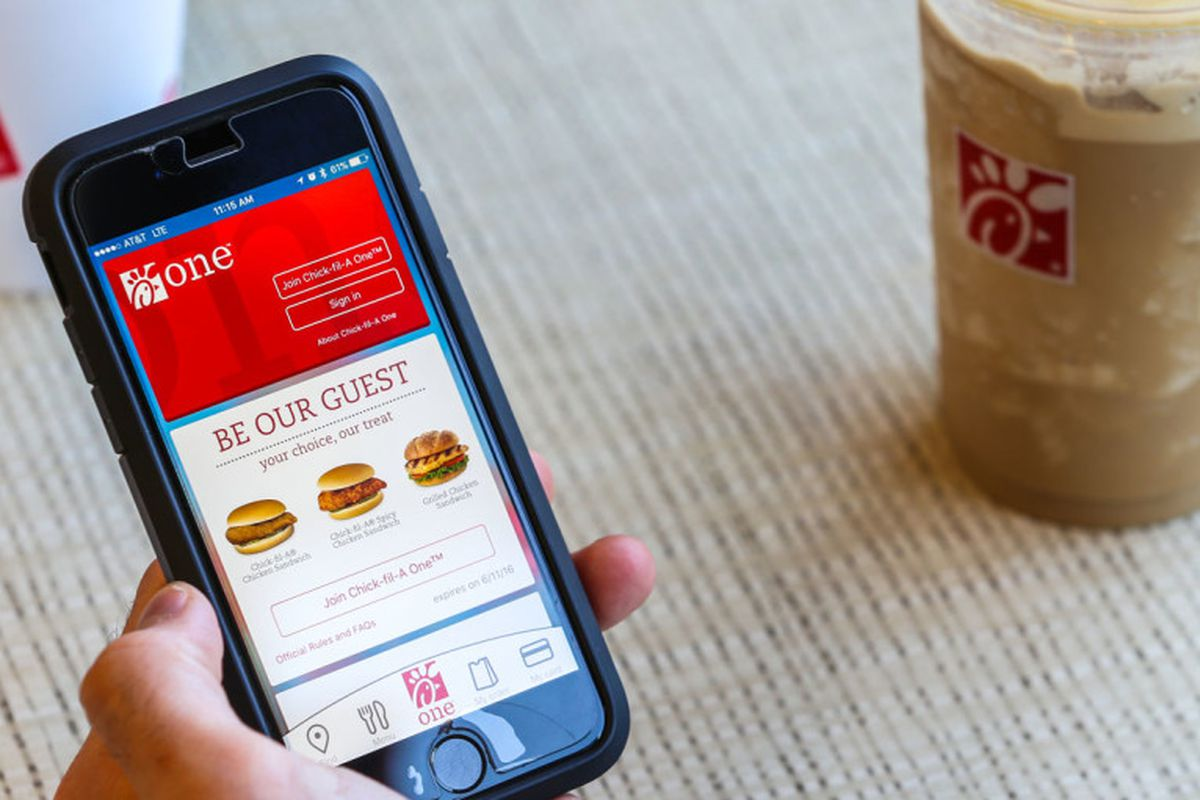 Chick Fil A Introduces Mobile Ordering New Rewards