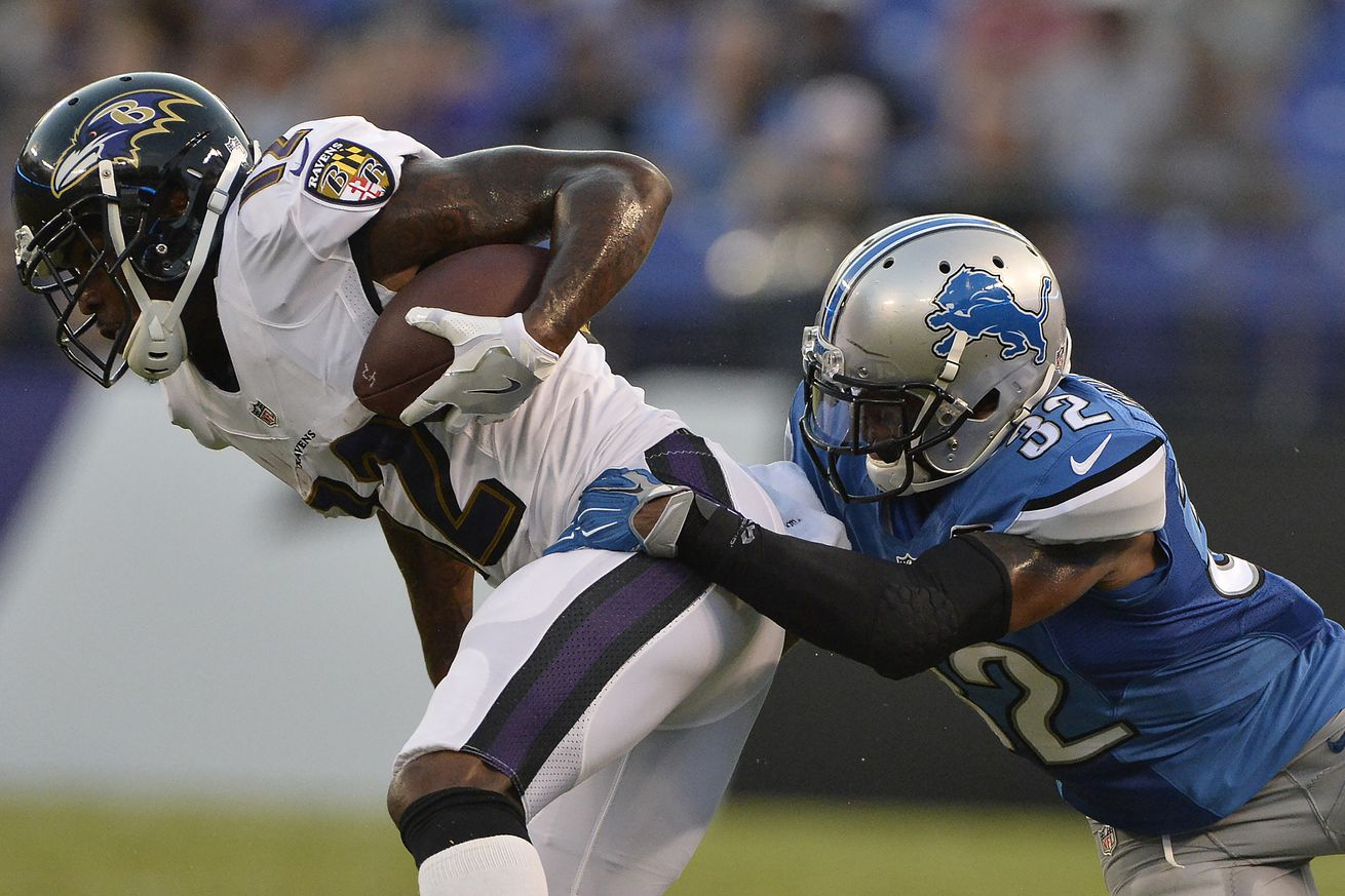 Jerseys NFL Online - Lions-Ravens report card: I don't give out grades, the Lions ...