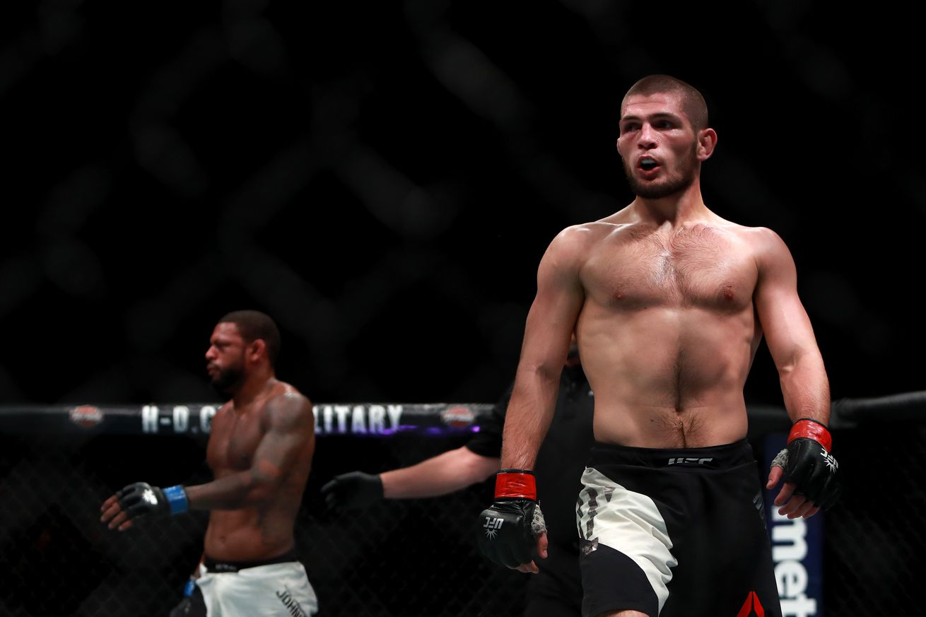 community news, Coach: Khabib Nurmagomedov early retirement 'potentially happening' following UFC 209