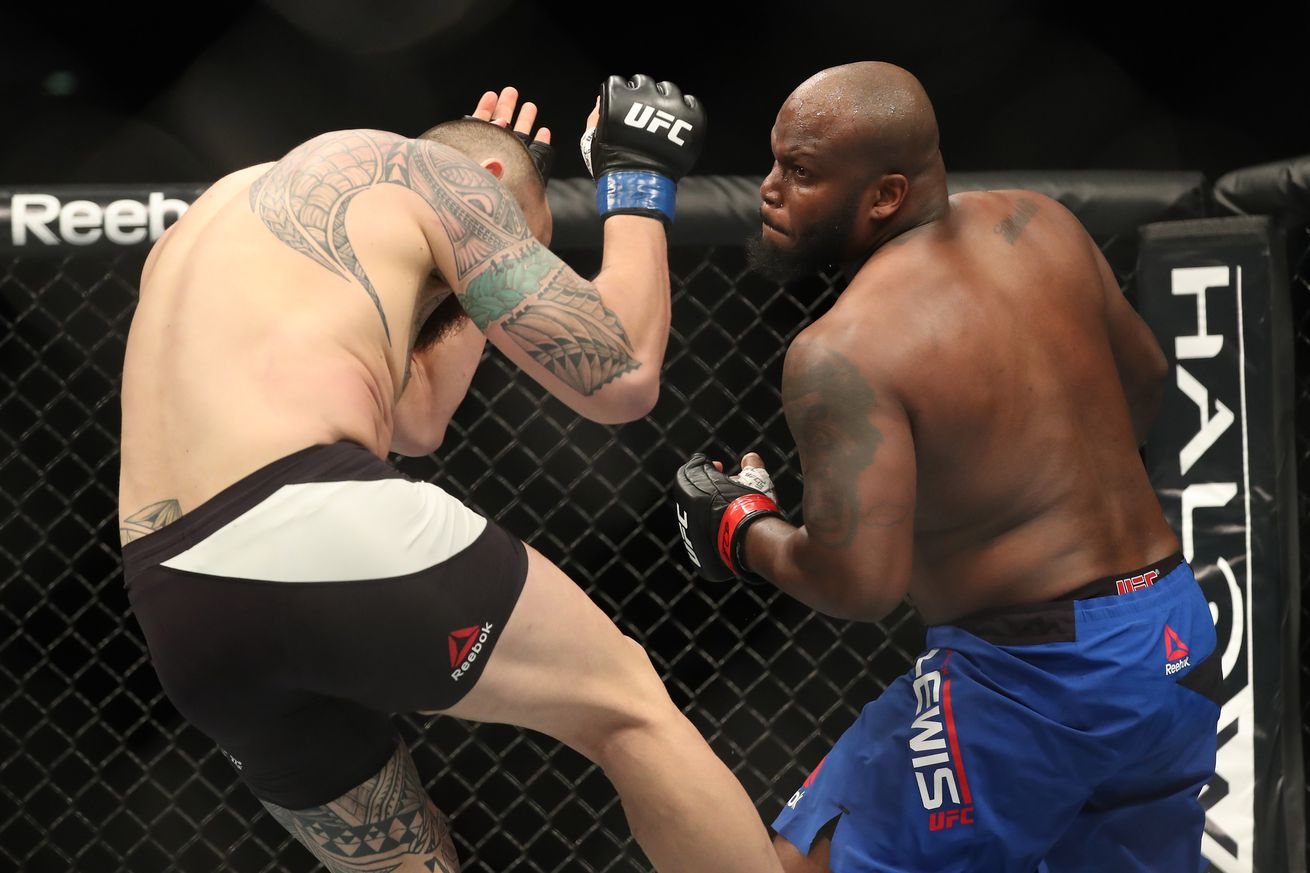 community news, Midnight Mania! Derrick Lewis continues to troll Travis Browne on Instagram