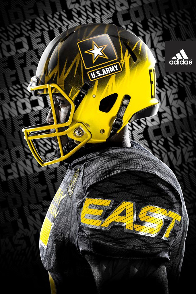 Army new unveils US Bowl: 2015 Adidas  All-American
