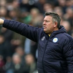 Leicester boss Craig Shakespeare's side have an FDR of 2.70 to the end of the season