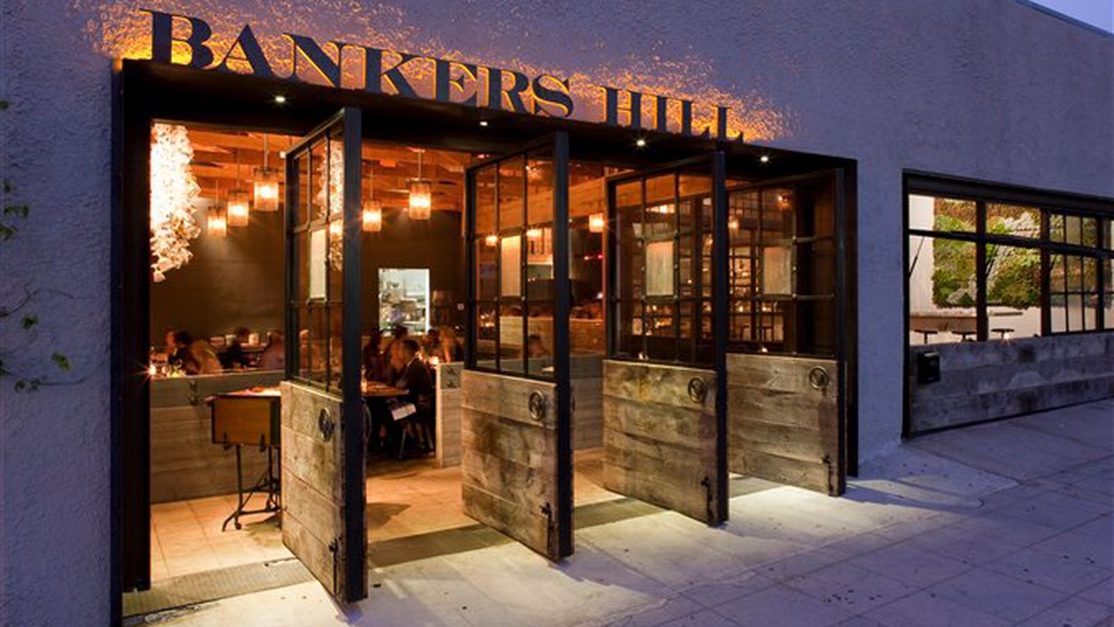 Bankers Hill Bar Restaurant