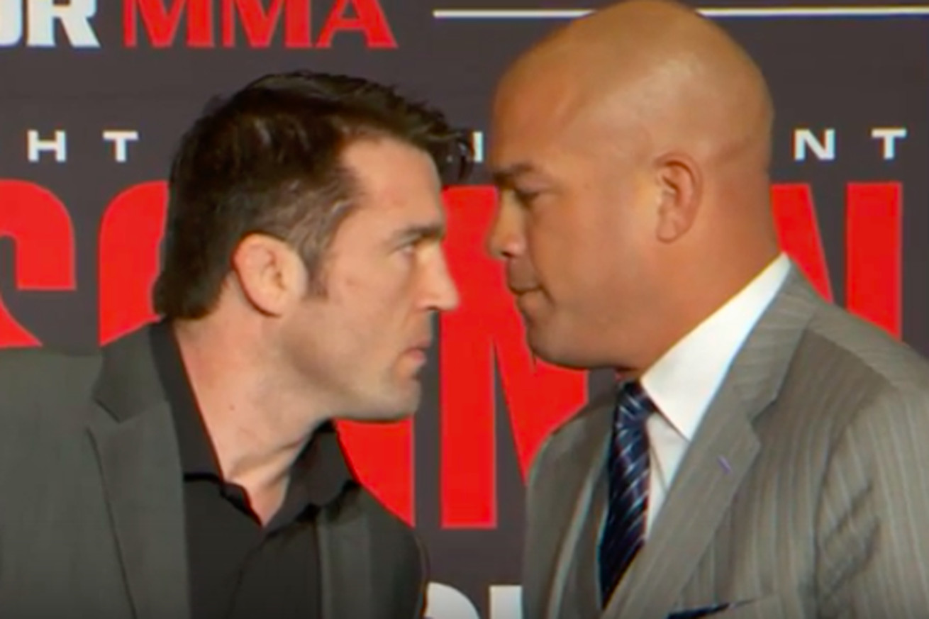 community news, Tito Ortiz: Chael Sonnen owes me public apology for trash talking family   Lets see if he has the balls