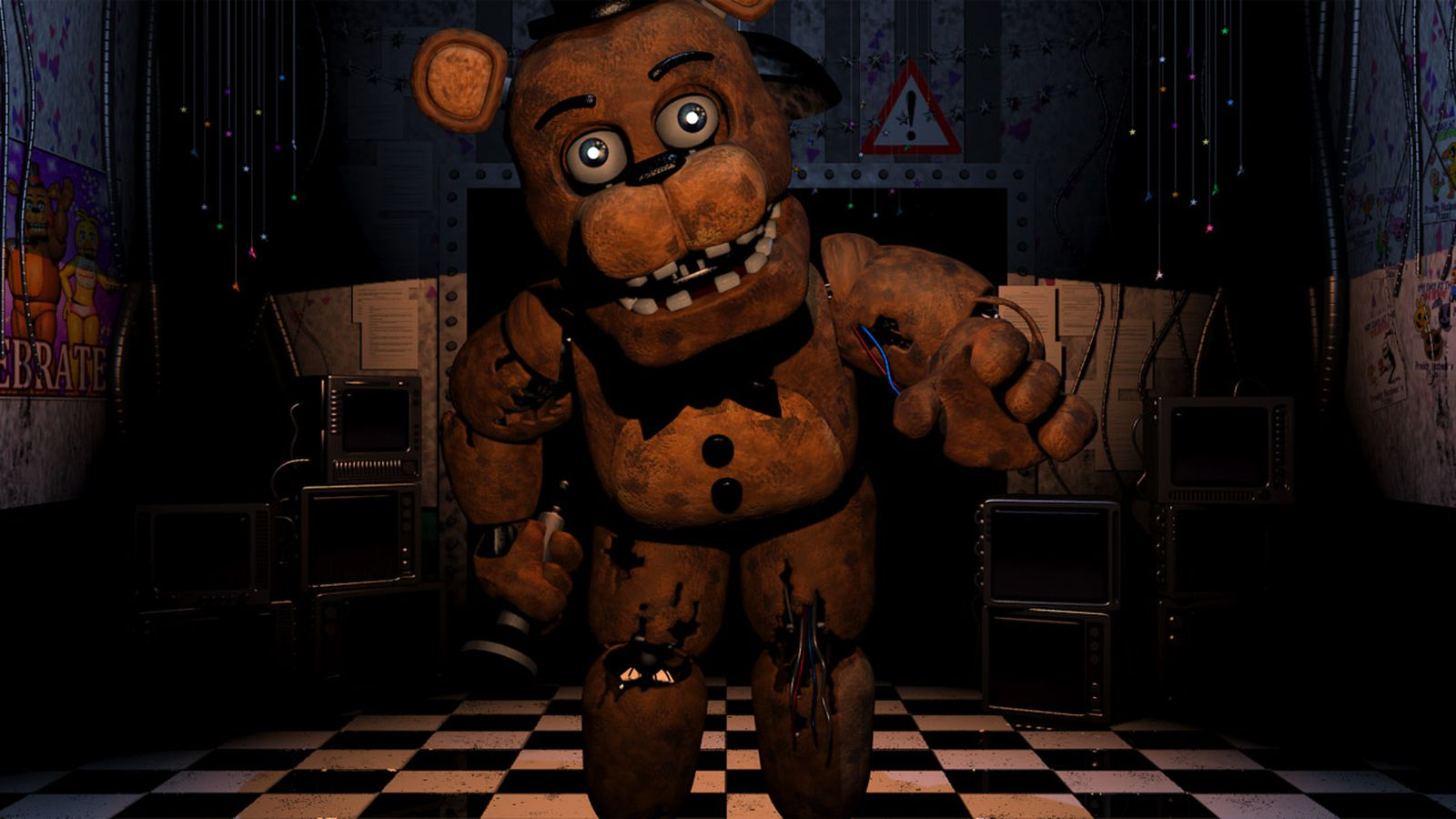 Five Nights at Freddy 39 s movie in the works at Warner Bros