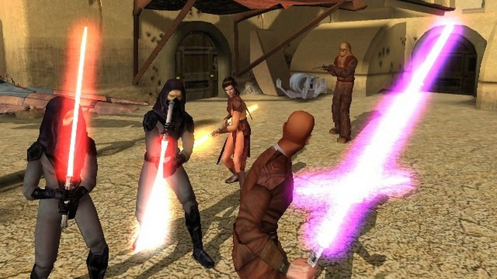 Star Wars : Knights of the Old Republic disponible sur iPad ...