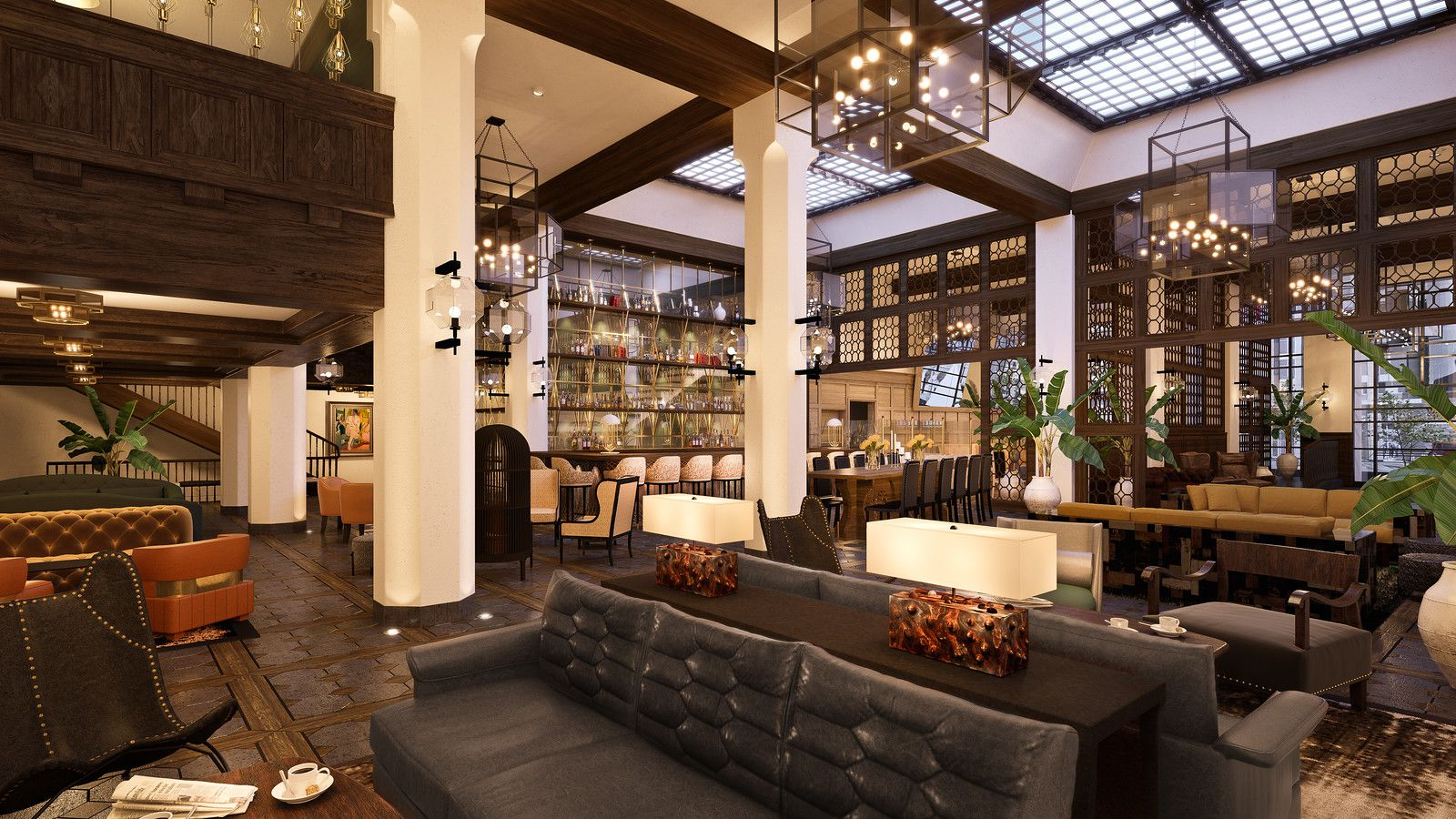 Everything To Know About Hotel Figueroa S Massive Dining