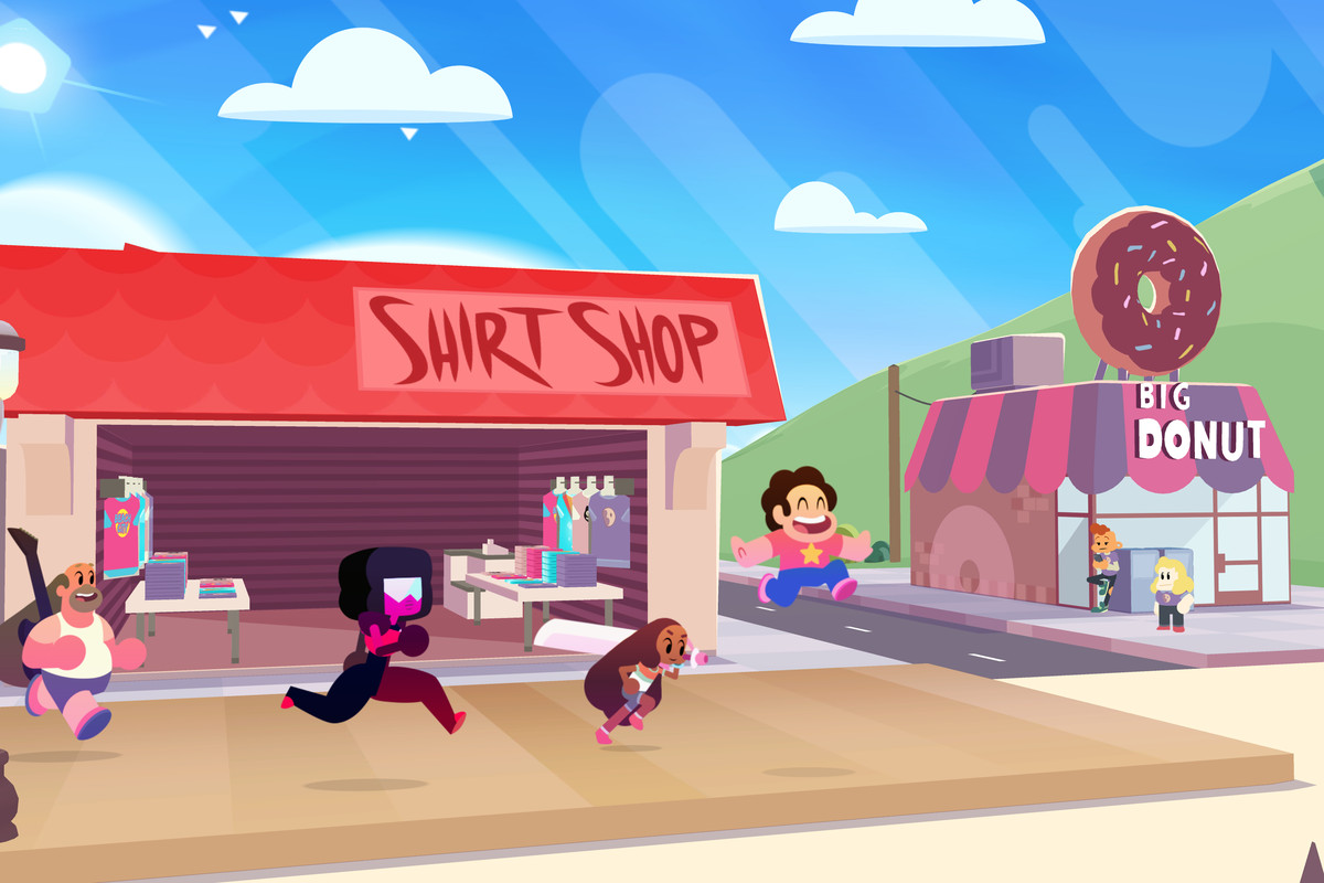 Steven Universe RPG Coming To Consoles This Winter