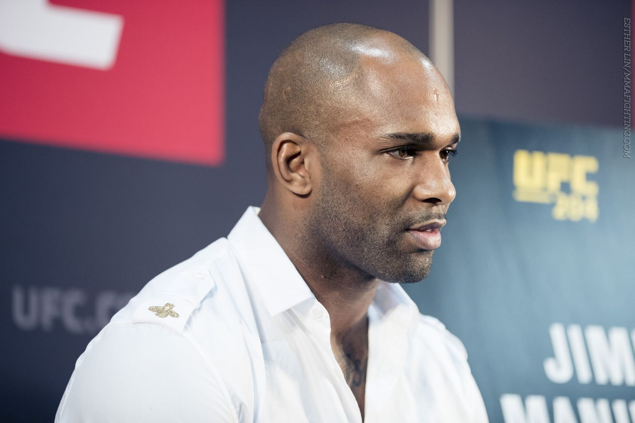Jimi Manuwa still fancies fight with 'weirdo' David Haye, says they could sell out the O2 in London