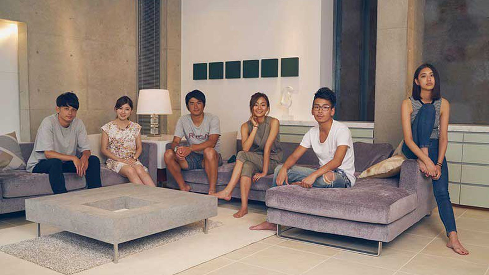 Netflix 39 s terrace house finds meaning in mundane human for The definition of terrace