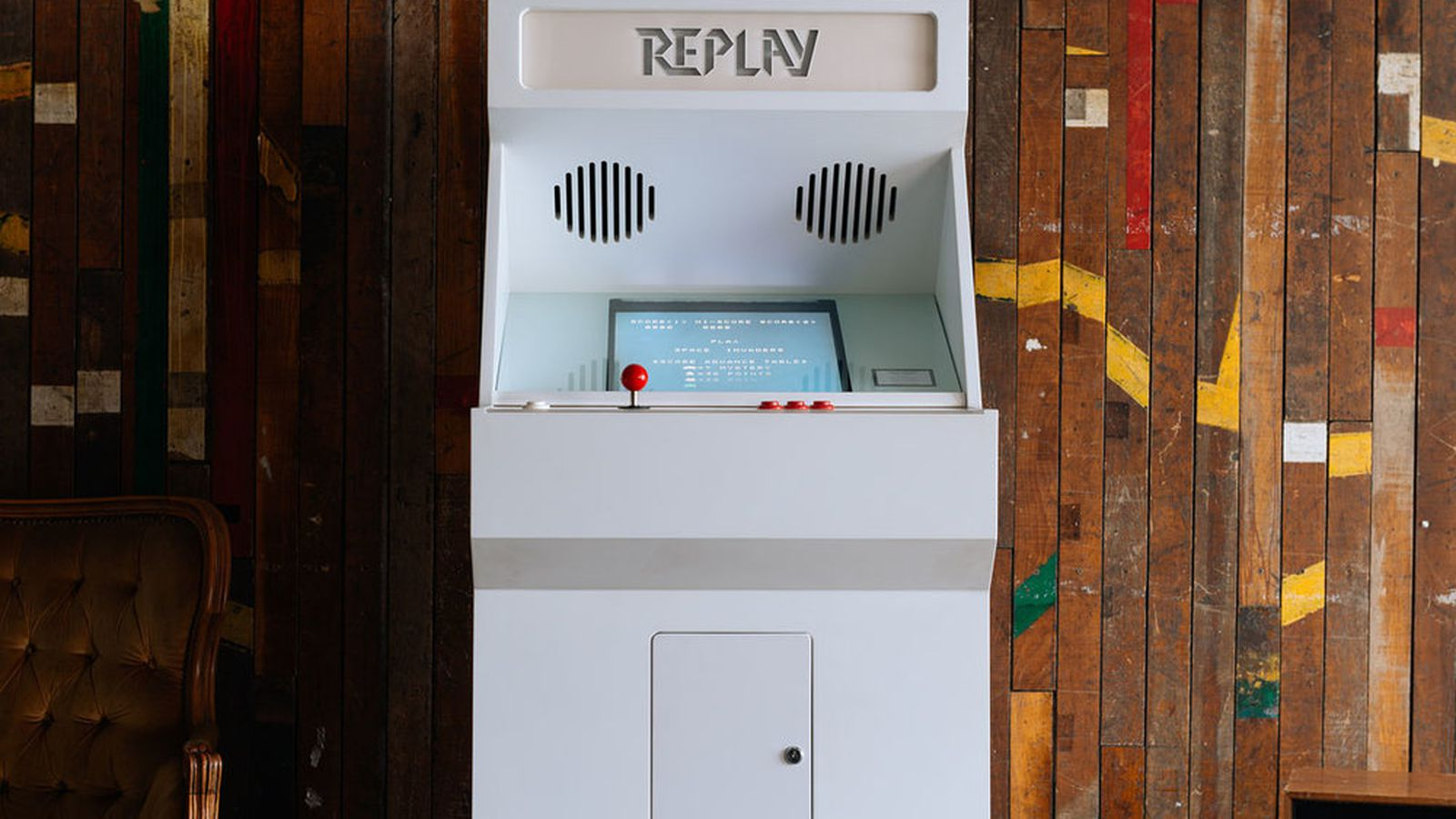 Custom arcade cabinets bring retro gaming to the modern home