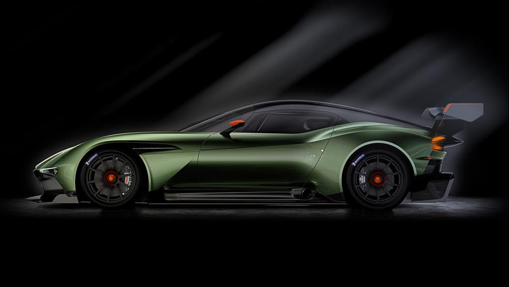 Aston Martin Teams Up With Red Bull To Create The World S