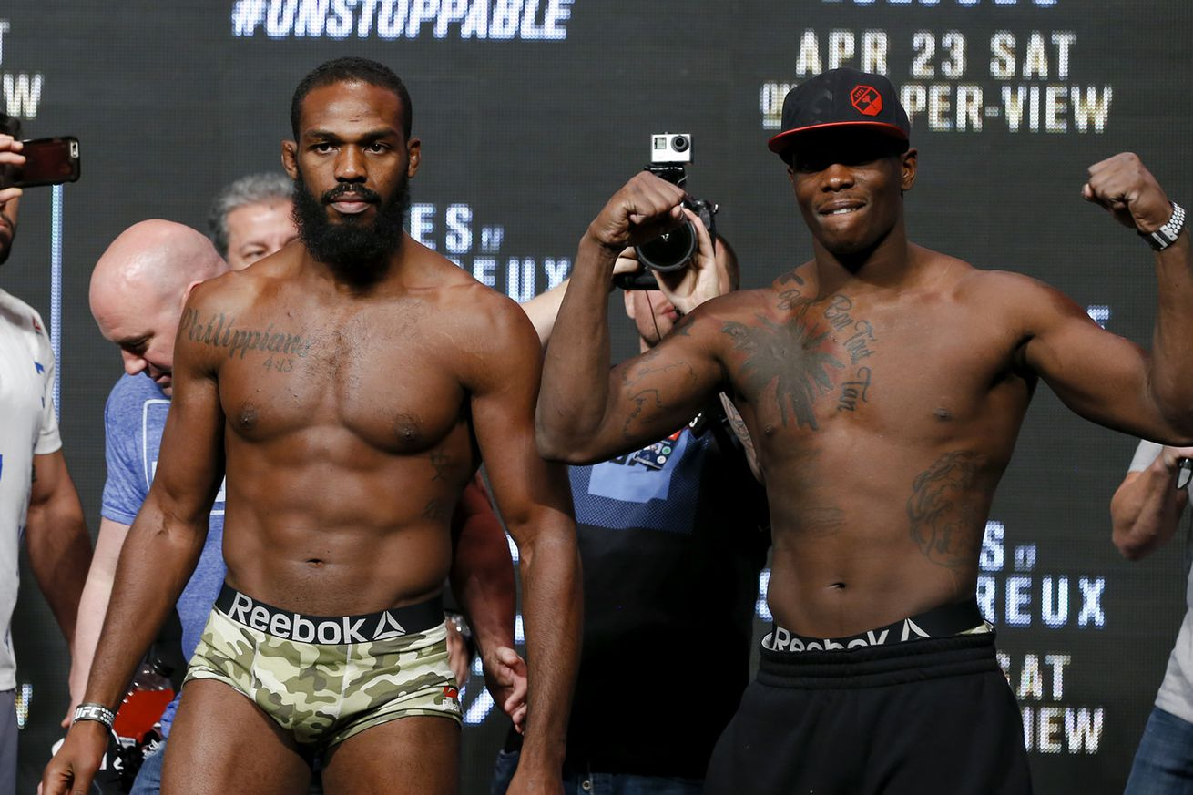 Who won UFC 197 last night: Jon Jones vs Ovince Saint Preux full fight play by play streaming updates