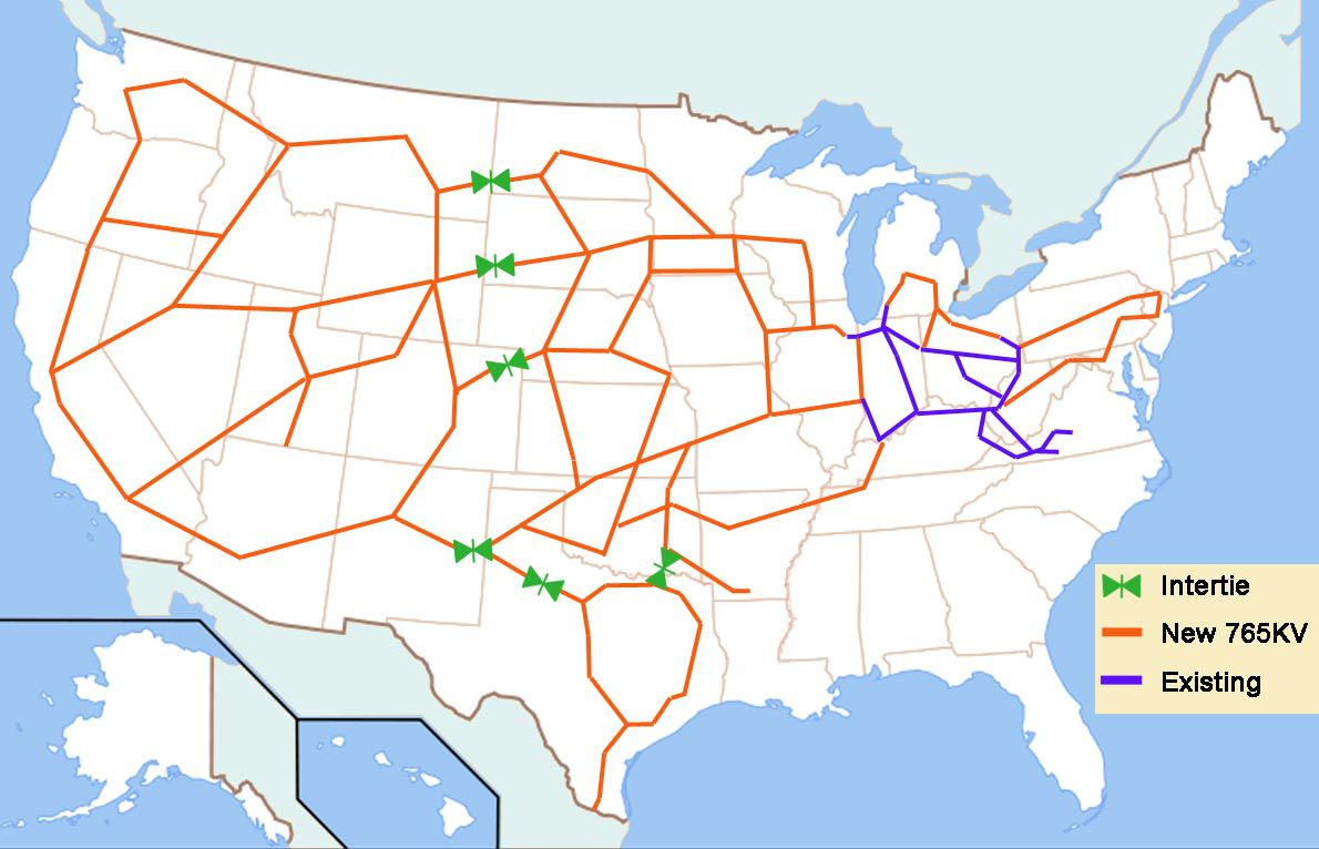 us super-grid