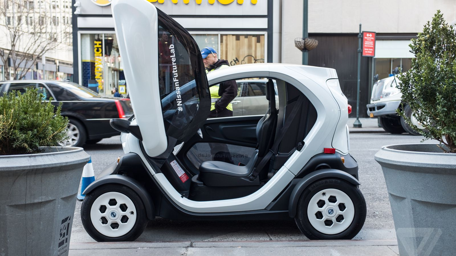 This Tiny Electric Car Could Be The Future Of Urban