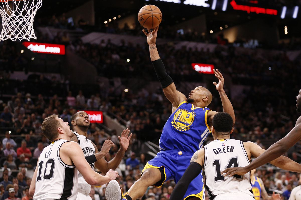 Warriors rally vs. Spurs, win ninth straight