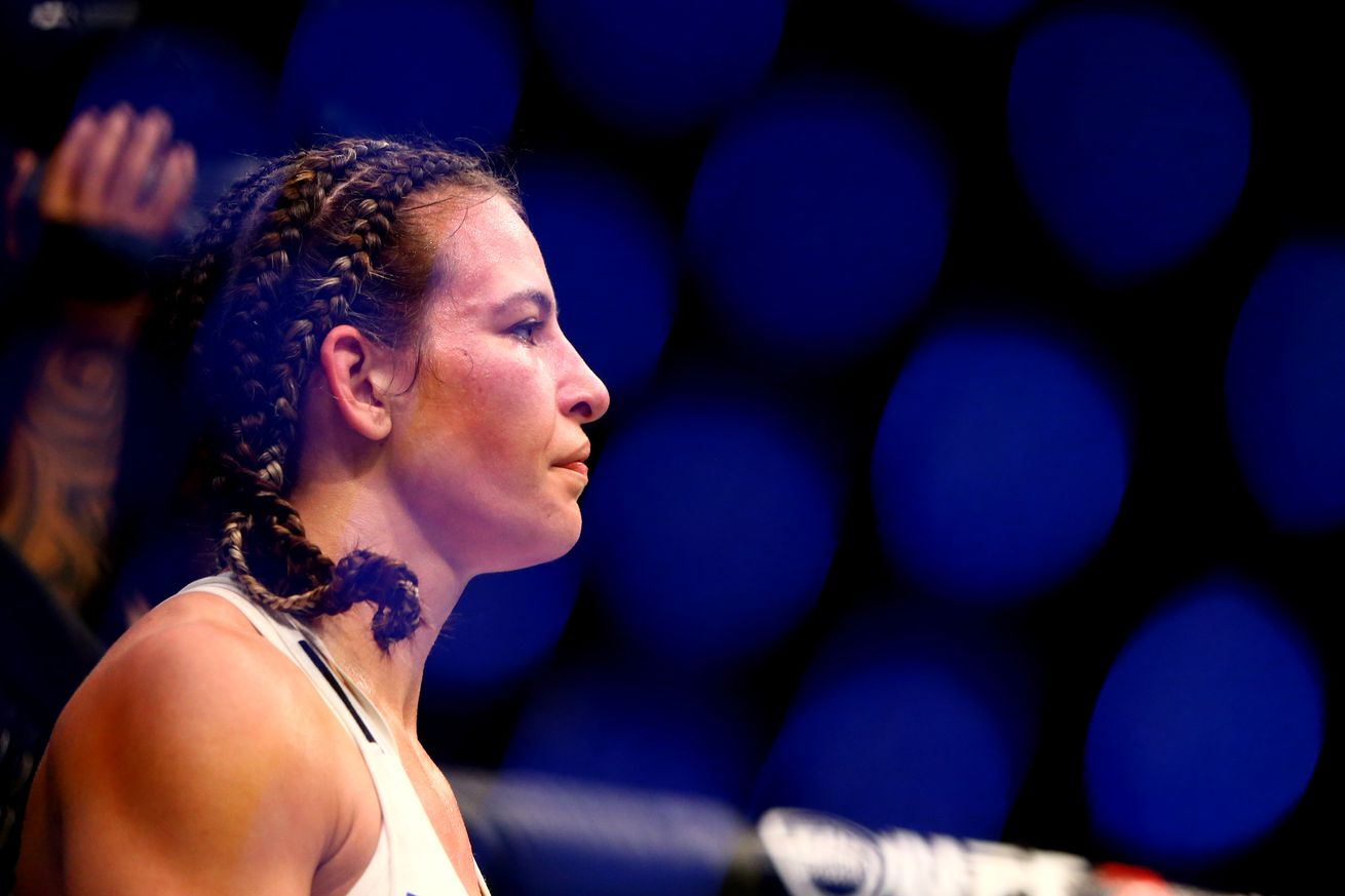 Former UFC champ Miesha Tate shoots down speculation of 145 pound return