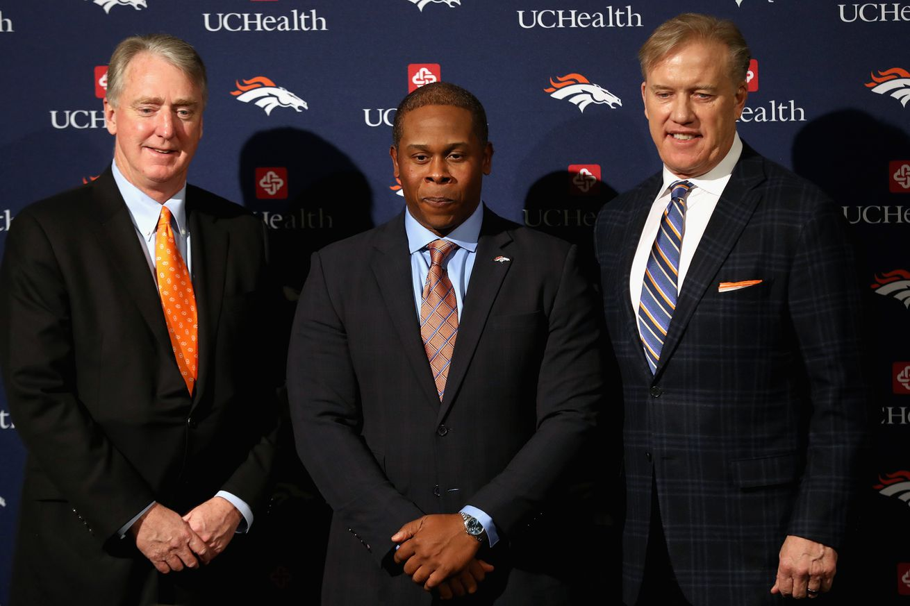 The Denver Broncos have assembled the A-Team
