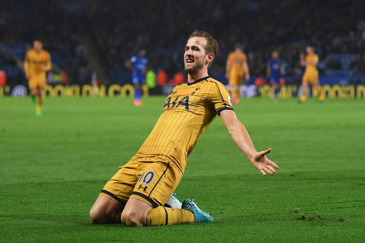 Prolific Harry Kane spurred on by ton of Premier League goals