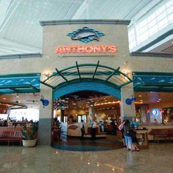 Anthony's Restaurant and Fish Bar