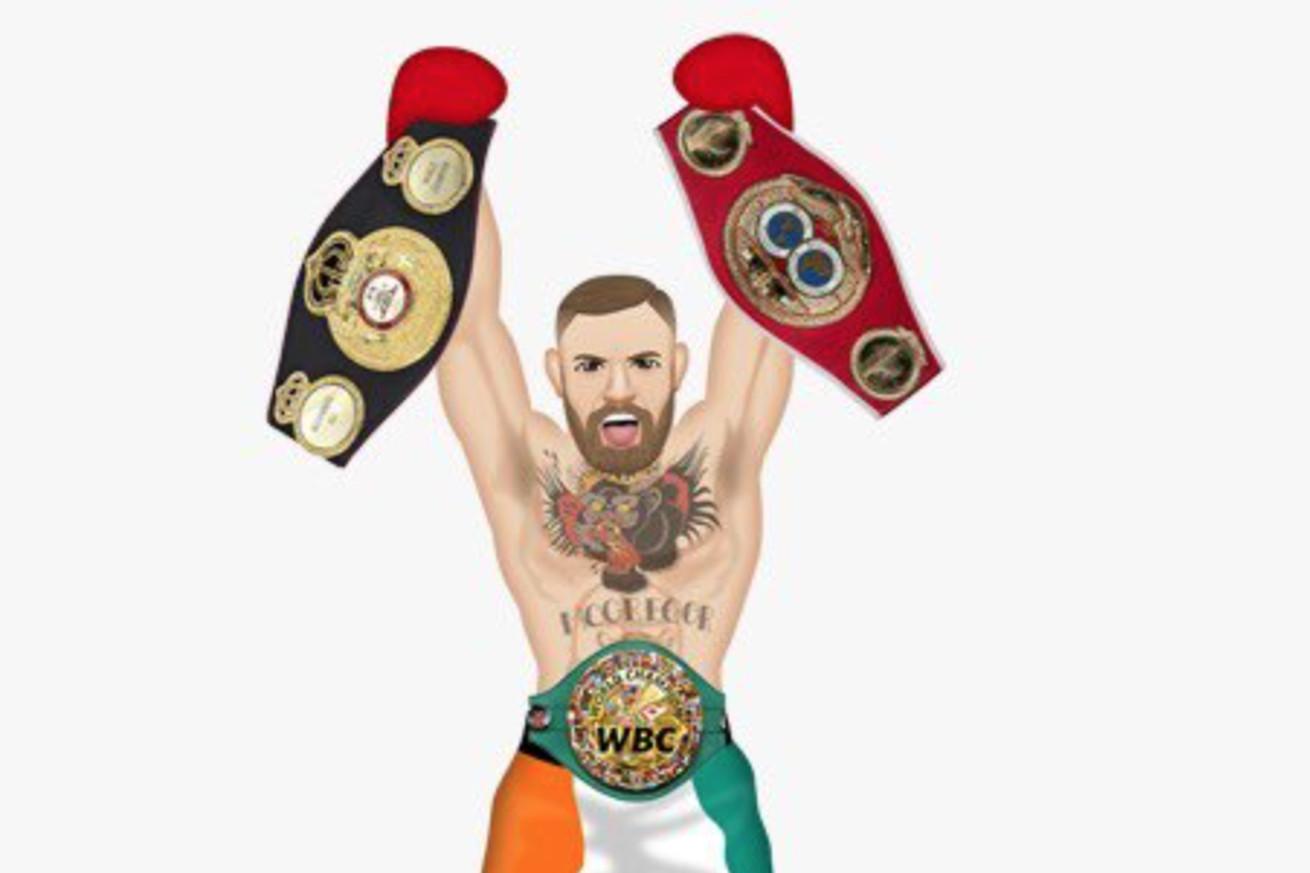Conor McGregor gets personal, responds to Floyd Mayweather with CJ Watson joke