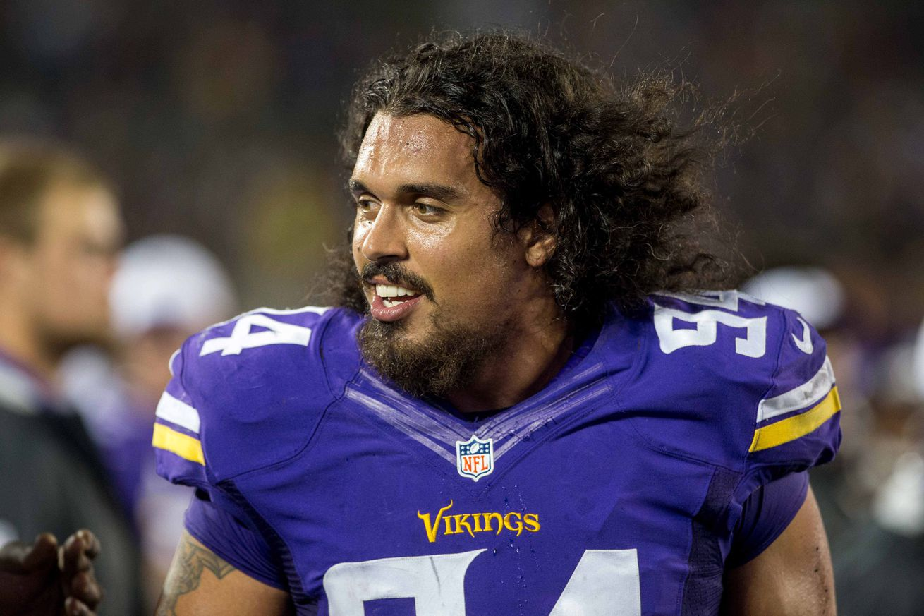 Wholesale Minnesota Vikings Justin Trattou Jerseys