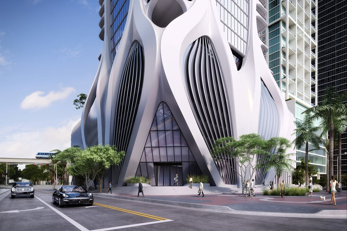 Miami S One Thousand Museum By Zaha Hadid To Be Featured In Documentary Curbed Miami