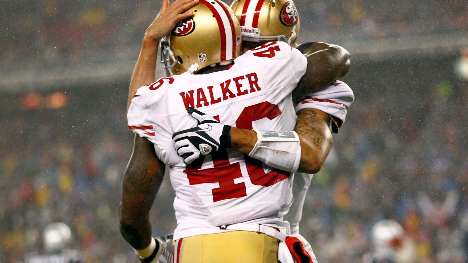 2013 Nfl Playoffs What Can Delanie Walker Provide The