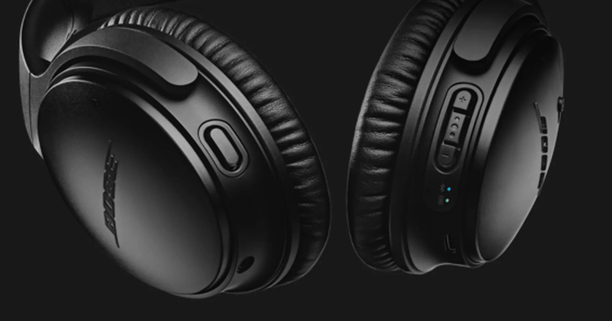 Bose's QuietComfort 35 II Headphones will Have a Google Assistant Button
