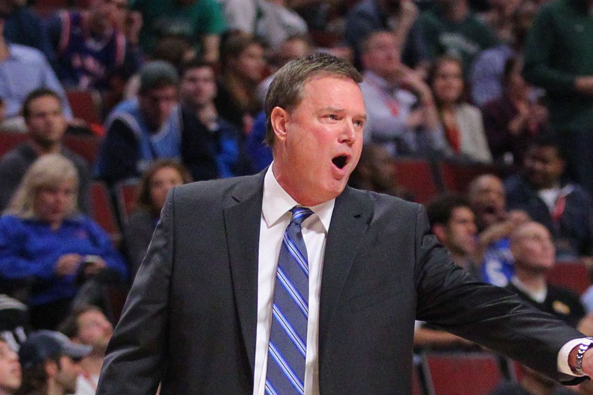questioning of bill self s coaching nears an all time high at questioning of bill self s coaching nears an all time high at kansas