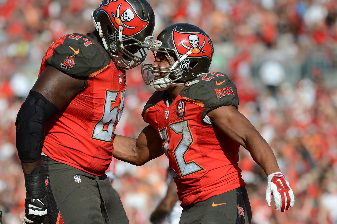 Official Nike Jerseys Cheap - The Bucs loved their six-linemen personnel groups last year - Bucs ...