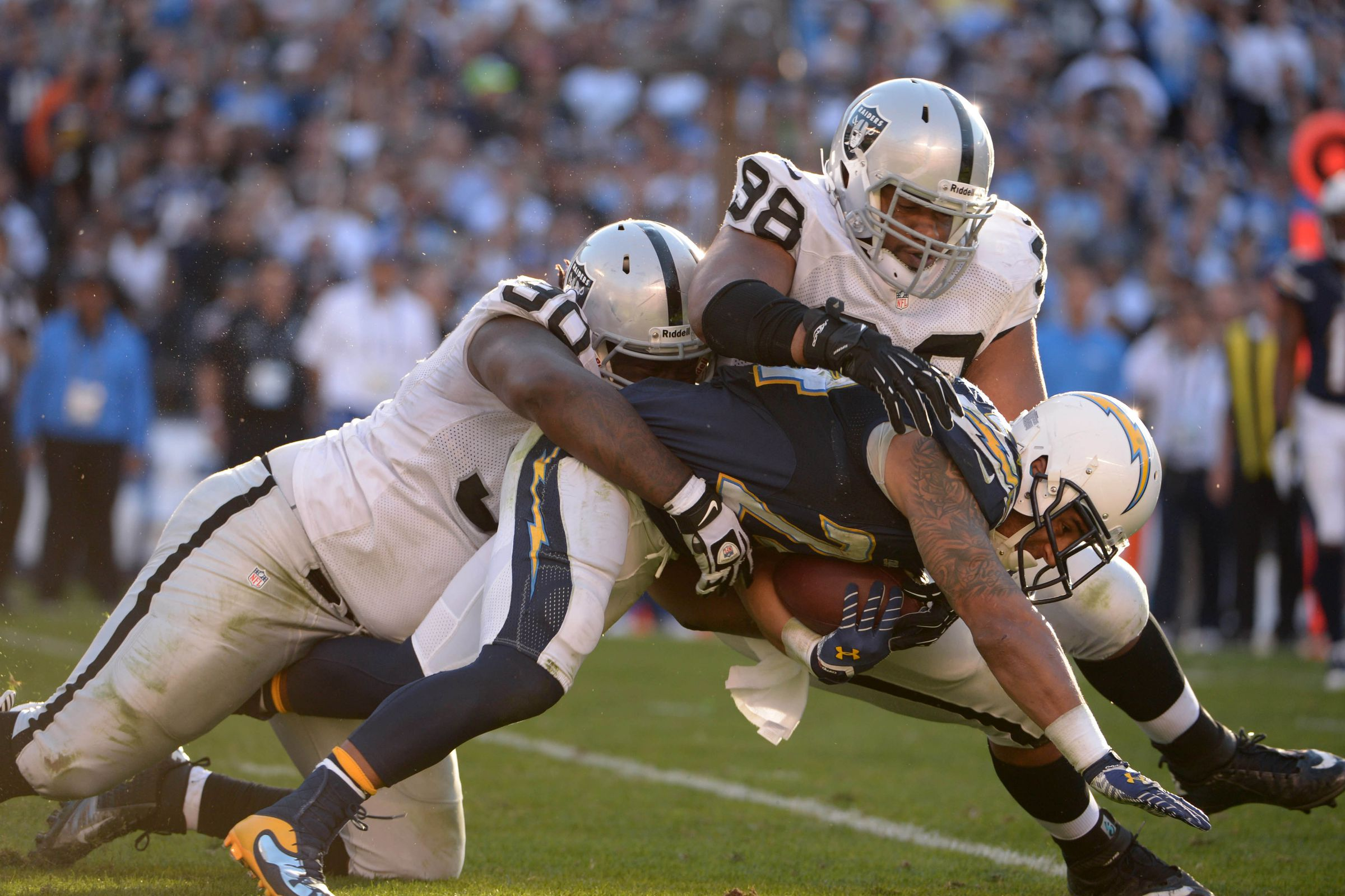 2014 raiders to past decade defensive tackle silver and black pride