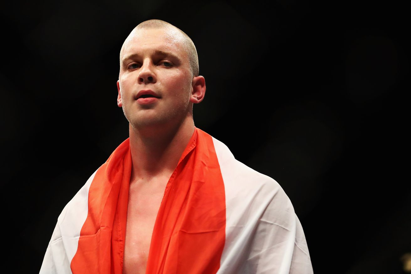 Stefan Struve withdraws from Junior dos Santos fight at UFC Halifax